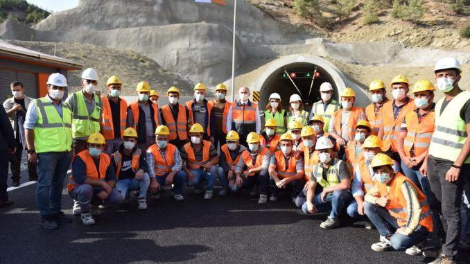 Kahramanmaraş Göksun Highway Opens to Traffic on November 7