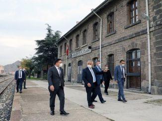 Povijesni željeznički kolodvor Afyonkarahisar u Izmiru postat će Gastronomski centar