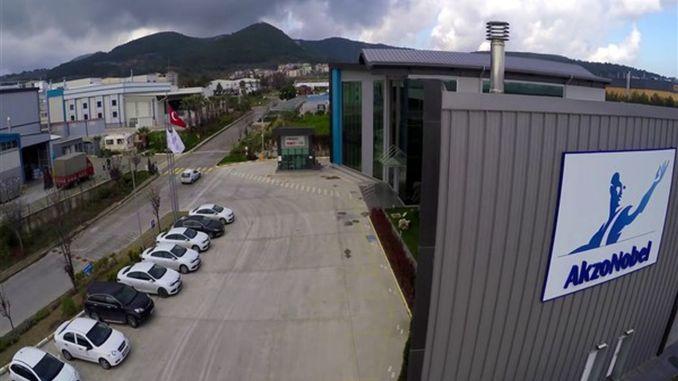 حصل على شهادات دولية في منشأة إنتاج طلاء السيارات التابعة لشركة AkzoNobel في إزمير