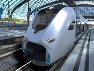 The train working with hydrogen in Germany will be put into service in the year