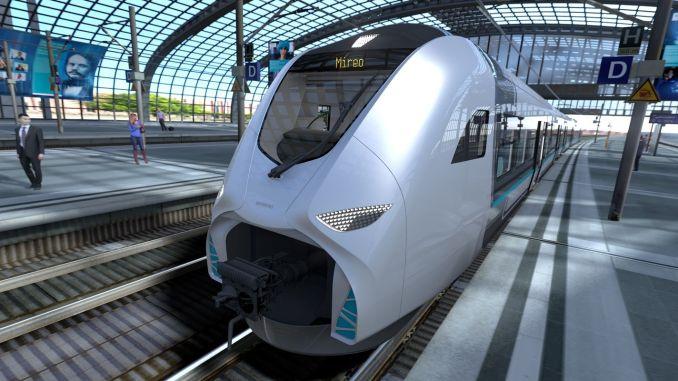 Der in Deutschland mit Wasserstoff arbeitende Zug wird im Laufe des Jahres in Betrieb genommen
