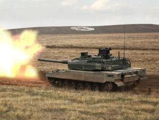 ontmoeting met Zuid-Korea voor Altai-tank