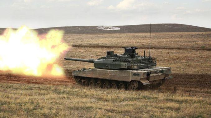 srečanje z Južno Korejo za altajski tank