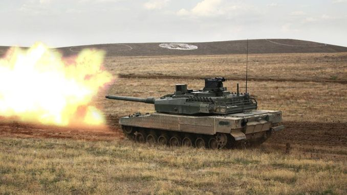 meeting with south korea for altai tank