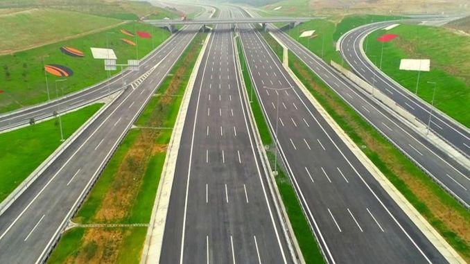 The groundbreaking date of the aydin denizli highway has been announced