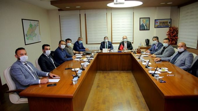 Chairman Bilgin Becomes the Guest of STSO