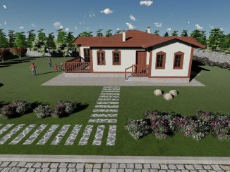 baskent ankara koy evleri projesine yogun ilgi