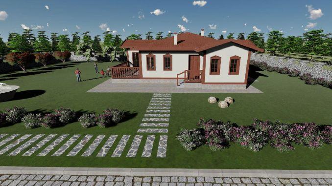 veliko zanimanje za projekt zalivskih hiš v baskentu v ankari