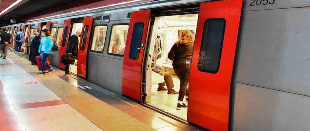 राजधानी में बस और मेट्रो प्रस्थान के लिए कोविद विनियमन