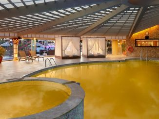 Bodrum's Richest Mineral Spa Water at Sianji Well-Being Resort Hot Spring!