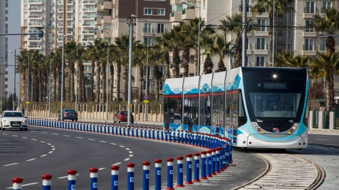 Result of Çiğli Tram Construction Tender