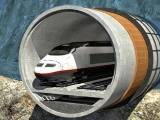 Çin'de Dünyanın En Uzun Sualtı Demiryolu Tünelinin Yapımına Onay Verildi