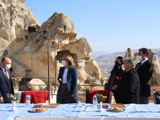 Cappadocia will be the favorite of winter tourism with erciyes