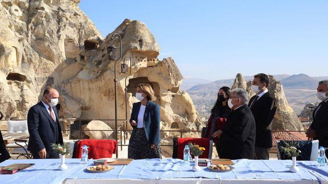 Kapadokya, erciyes ilə qış turizminin favoriti olacaq
