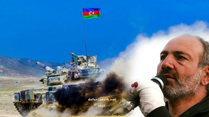 armenia admitted defeat carabag azerbaijan