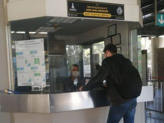 Eshot Bornova Metro Station has opened a card application center