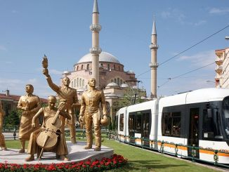 HEPP koodeks muutub Eskişehiris ühistranspordis kohustuslikuks