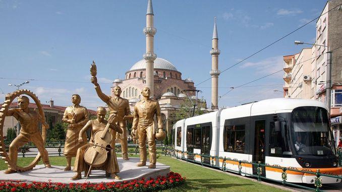 HEPP Code Becomes Mandatory in Public Transport in Eskişehir