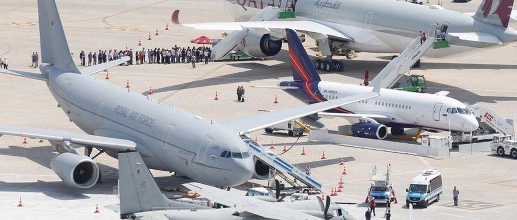 Letos bo na sporedu predstavitev eurasia airshow