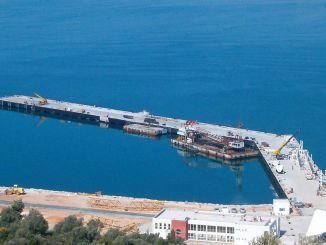 Gulluki sadam anti aastaks erafirmale