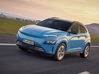 Hyundai kona electric on nüüd tehnoloogilisem ja kaasaegsem