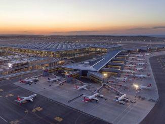 Istanbuli lennujaam, lennujaam, oli Türgis kõige paremini sooritatud lend
