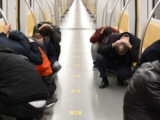 earthquake application in istanbul metro