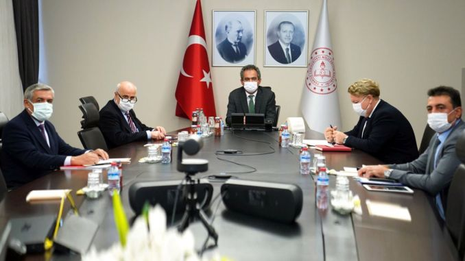 A resource center of excellence will be established in Istanbul