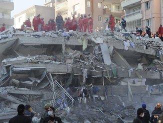 İzmir Seferihisar Earthquake Current Situation 102 Dead, 1026 Injured and 1475 Aftershocks