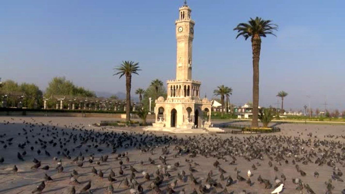 Noile interdicții de coroană au fost anunțate la Izmir