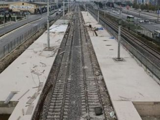 Works at izmit houses train station never end