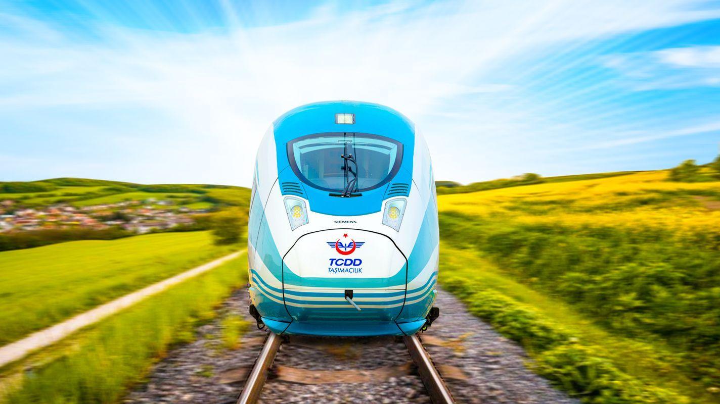 Karaman high speed train connection buses restart their service