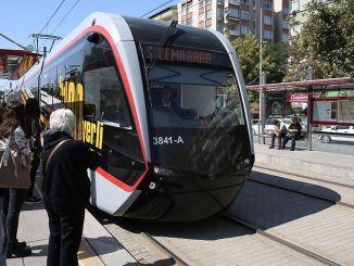 HES-koodi rakendamine ühistranspordis Kayseris