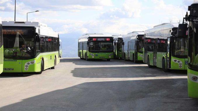 En Kocaeli, incluso se organizarán viajes adicionales para e-kpss