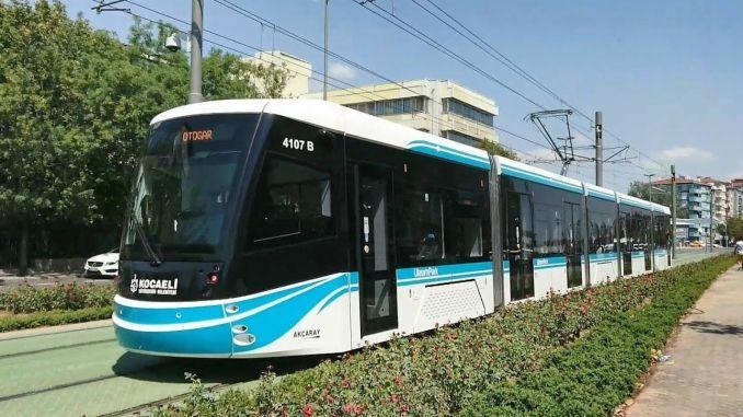 Pristup vozilima javnog prevoza sa kodom računa produžen je do novembra u Kocaeliju