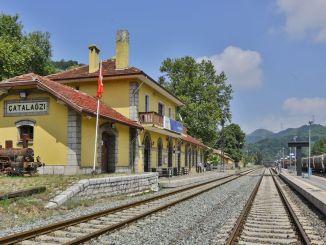 سكة حديد إرماك زونغولداك ، المسماة بـ Coalway