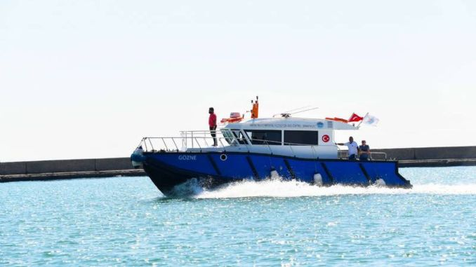 mersin continues sea inspections for clean mediterranean