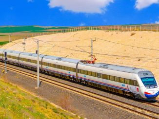 mersin gaziantep high speed train project will reduce travel time to hour