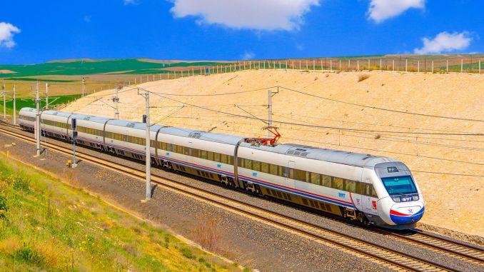 Проектът за високоскоростен влак mersin gaziantep ще намали времето за пътуване до час