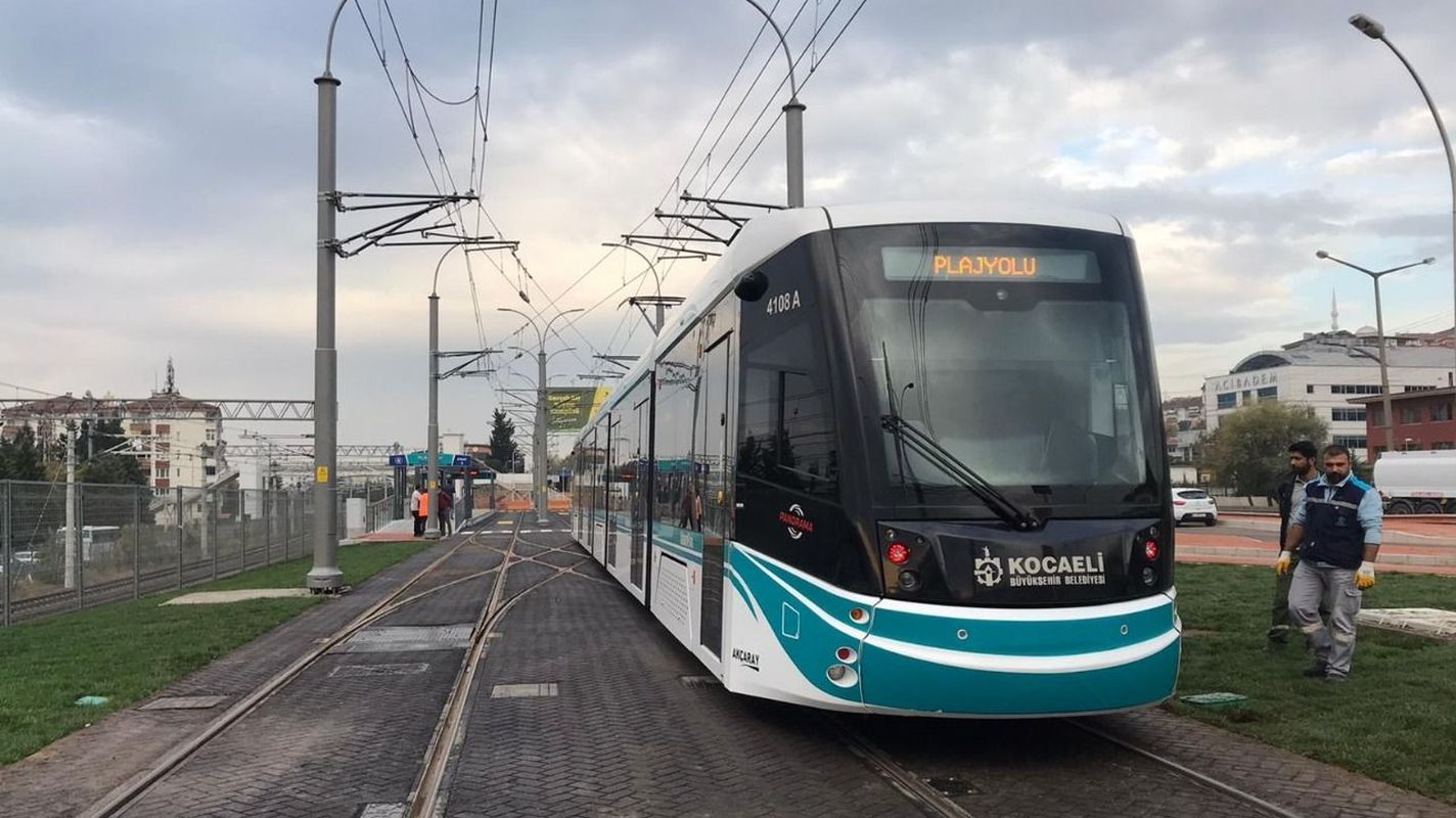 bus station beach road tram line operation and maintenance service