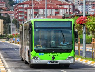 The period with hes code in public transport in Sakarya