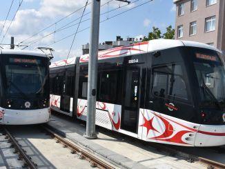 Samsunis on nädalavahetusel trammigraafik muutunud
