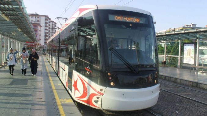 People of Samsun Attention! Tram Will Not Work Today