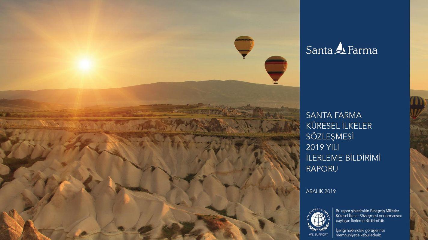 santa-farma-published the 10th-progress-notification-report