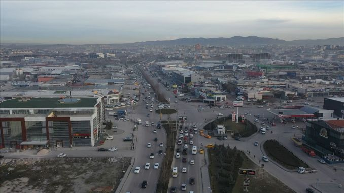 Şaşmaz Sanayi Boulevard Traffic ordeal Ends