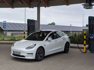 Tesla Model 3 Made in China to Use Super Speed ​​Battery
