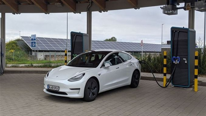 Tesla Model 3 Made in China to Use Super Speed Battery
