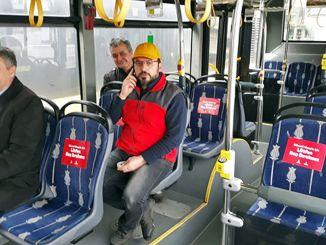 javni prijevoz siguran u smislu covid