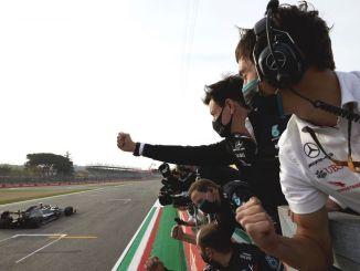 Turbo Hibrit Çağının Şampiyonu Mercedes-AMG Petronas Türkiye'ye Geliyor