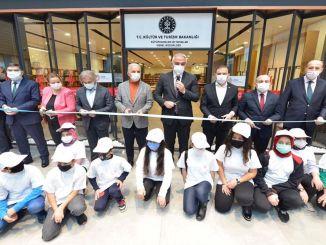 shopping centers turkiyenin na biblioteca de Istambul era urgente